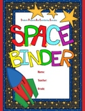 SPACE binder cover