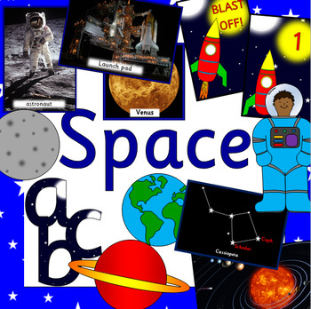 SPACE thematic unit- topic