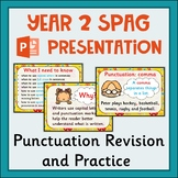 SPAG REVISION Year 2 Punctuation Revision and Practice UK Teaching Resources