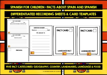 SPAIN COUNTRY FACTS 1
