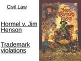 SPAM v Henson Civil Lawsuit PowerPoint - copyright law