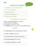 SPANISH READING / LECTURA COMIDA FAVORITA FAVOURITE FOOD