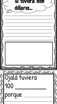 SPANISH - 100 DIAS DE CLASE -  100 days of Class/School