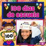 Spanish 100th Day of School Activities : 100 dias de escuela - Crowns