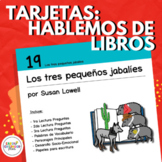 SPANISH 19 The Three Little Javelinas - Buildings - Teaching Strategies Gold PK