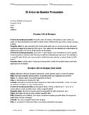 SPANISH 4th Gr. STAAR Reading Passage:Drama/Play - El Árb