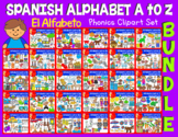 SPANISH  ALPHABET A to Z  BUNDLE