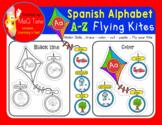 SPANISH ALPHABET A to Z FLYING KITES