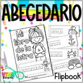 Abecedario | Spanish Alphabet Flipbook