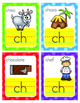 SPANISH ALPHABET  MULTICOLOR  FLASH CARDS