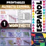 Alfabeto Espa%C3%B1ol Teaching Resources | Teachers Pay Teachers