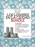 "SPANISH AROUND THE TOWN ""LOS LUGARES DE LA CIUDAD"" BUNDLE"
