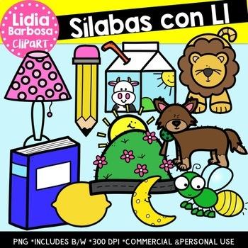 SPANISH Alphabet Mega Bundle Clipart
