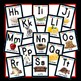 SPANISH Alphabet with Real Pictures {Black Primary}