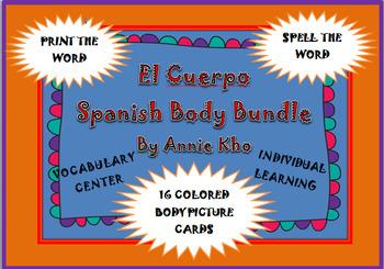 SPANISH BODY BUNDLE