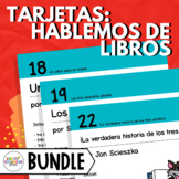 SPANISH - BUILDINGS Study - 3 Book Card BUNDLE! Teaching Strategies Gold