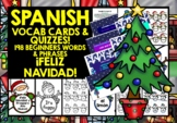 SPANISH CHRISTMAS DESIGN GAMES & QUIZZES