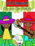 Cinco de Mayo Activities Spanish