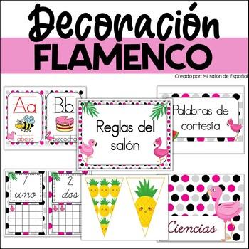 SPANISH CLASSROOM DECOR - MANUSCRIPT AND CURSIVE - THIRD UPDATE