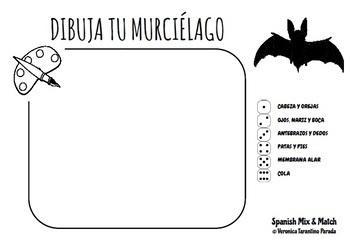 ESPAÑOL CLIL: HALLOWEEN PARTES DEL CUERPO