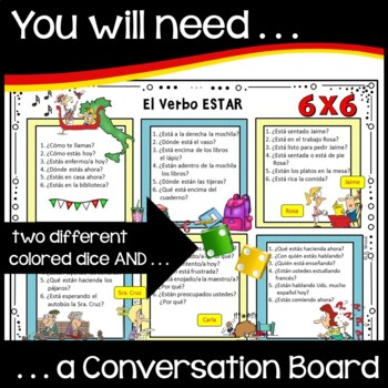 SPANISH CONVERSATION BUNDLE