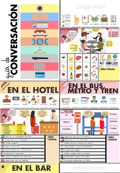 SPANISH CONVERSATION GUIDE