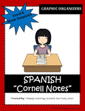 SPANISH CORNELL NOTES (Graphic Organizer)