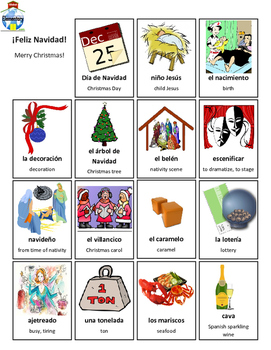 SPANISH: Celebrations and Holidays