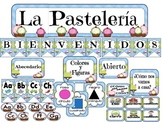 SPANISH Classroom Decor Bakery Shop - Decoraciones de la clase de pastelería