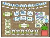 SPANISH Classroom Decor Super Cute!!!  / Decoraciones para la clase en Español