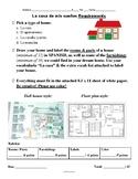 SPANISH: Dream House Project     ESPAÑOL: Proyecto la casa de tus sueños
