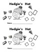 SPANISH & ENGLISH Emergent Reader: Hedgie's Hat | DISTANCE LEARNING