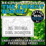 SPANISH: El Bioma del Bosque (The Forest Biome)
