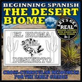 SPANISH: El Bioma del Desierto (The Desert Biome)