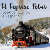 SPANISH El Expreso Polar Book Companion & Activity Pack LOW INK