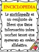 SPANISH-Elements of Nonficition-Elementos del texto
