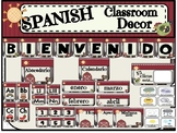 SPANISH FARM Classroom Decor- Super Cute