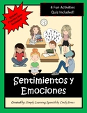 "SPANISH ""Feelings and Emotions"""