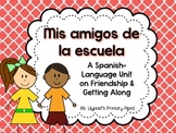 Spanish Friendship Unit for PreK, Kindergarten, or 1st