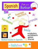 SPANISH Fun with Bunbun