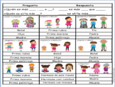 SPANISH GAME FAMILY ADJECTIVES COMPARE JUEGO  ORAL COMPARACION ADJETIVOS FAMILIA
