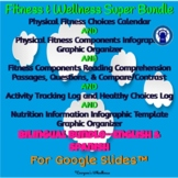 Health & Wellness Money-Saving Super Bilingual Bundle for Google Slides™