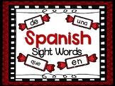 SPANISH HFW Cards / Palabras de uso frecuente