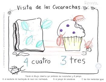 Watch and Draw - Visita de los Insectos- Lite