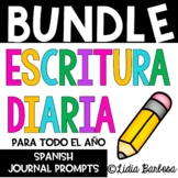 SPANISH Journal Prompts- The Bundle