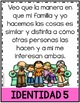 SPANISH K-2 Carteles de Justicia Social-Social Justice Posters-Kid Friendly