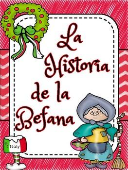 "SPANISH ""LA BEFANA"" / La historia de la Befana"