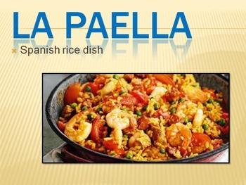 Spanish: La Comida