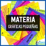 SPANISH Matter Mini-Charts