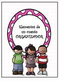 SPANISH-Organizador de Cuentos/Spanish Story Element Organizer (PK-2)